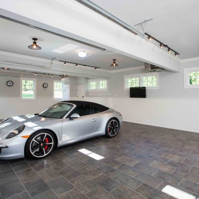 For garage